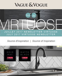 Vague & Vogue Virtuose Newsletter - Juillet